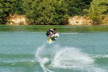 Ski nautique & jeux d'eau